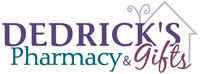 visit Dedricks Pharmacy and Gifts