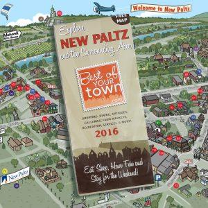 New Paltz 2016 Map